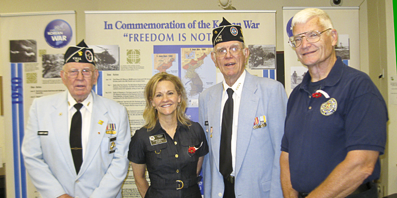 Veterans Information and Recognition Day